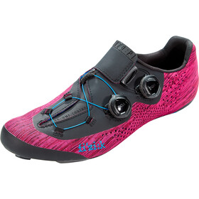 Fizik Infinito R1 Knit Zapatillas Racing Bike, purple knitted/blue